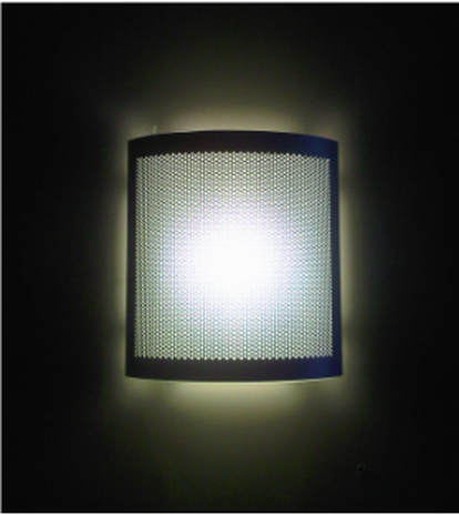 custom 16 watt 277 volt dimable led wall sconce